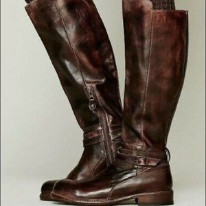 Bed Stu Hand Crafted Genuine Leather Boots